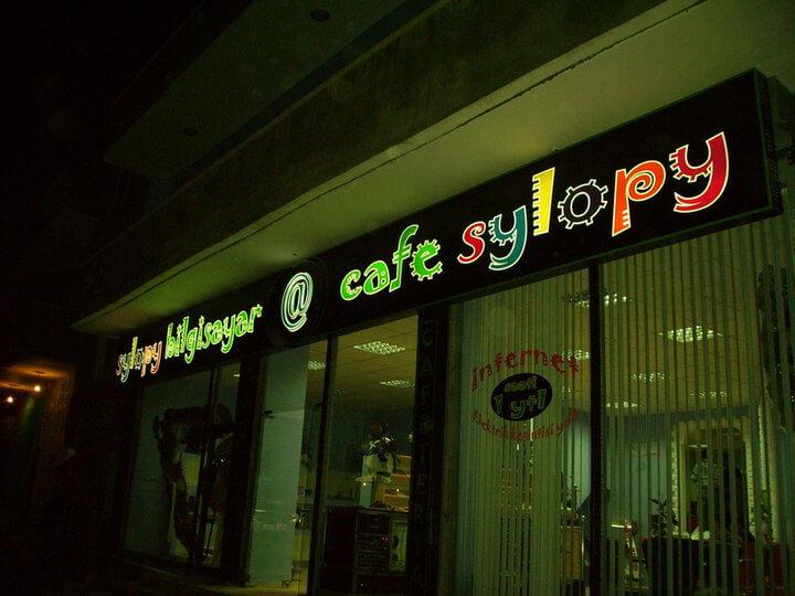 Cafe Sylopy