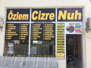 Özlem Cizre Nuh -Front Ofis Reklam Düzenlemeleri