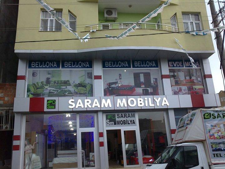 Saram Mobilya Cam Giydirme