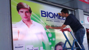 Biomeen Cam Giydirme