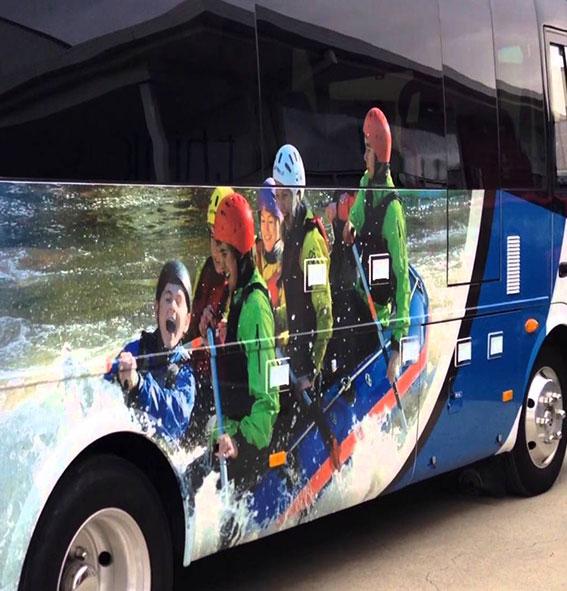 Otobüs Kaplama Şırnak - Silopi