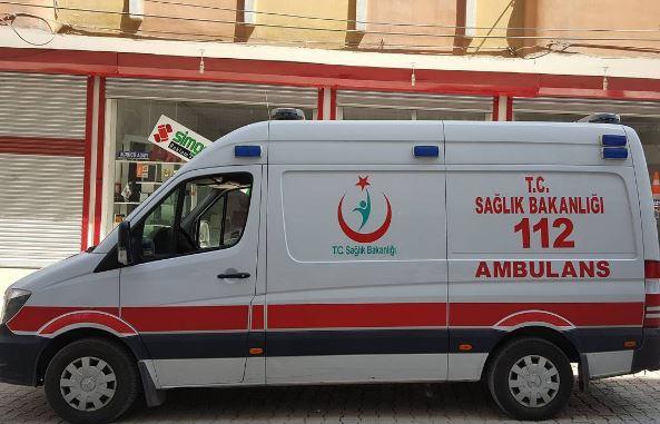 Ambulans Giydirme