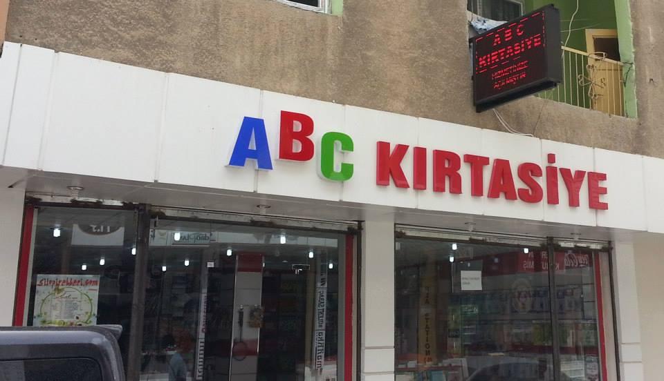 ABC Kırtasiye  Pleksi Işıklı Kutu Harf